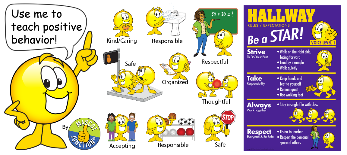 Emoji Positive Behavior